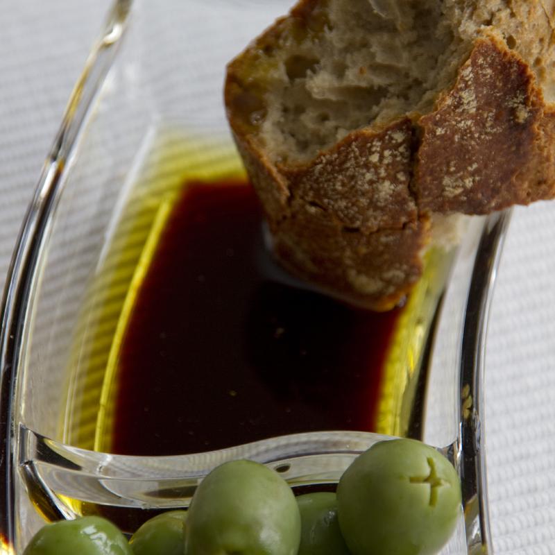 drikke olivenolje